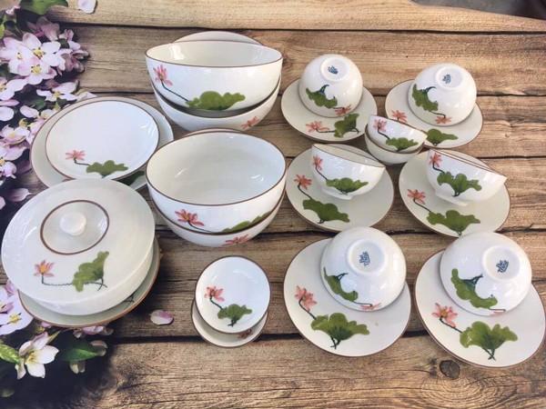 Những mẫu bát đĩa đẹp cho nhà hàng tại Đà Nẵng 2