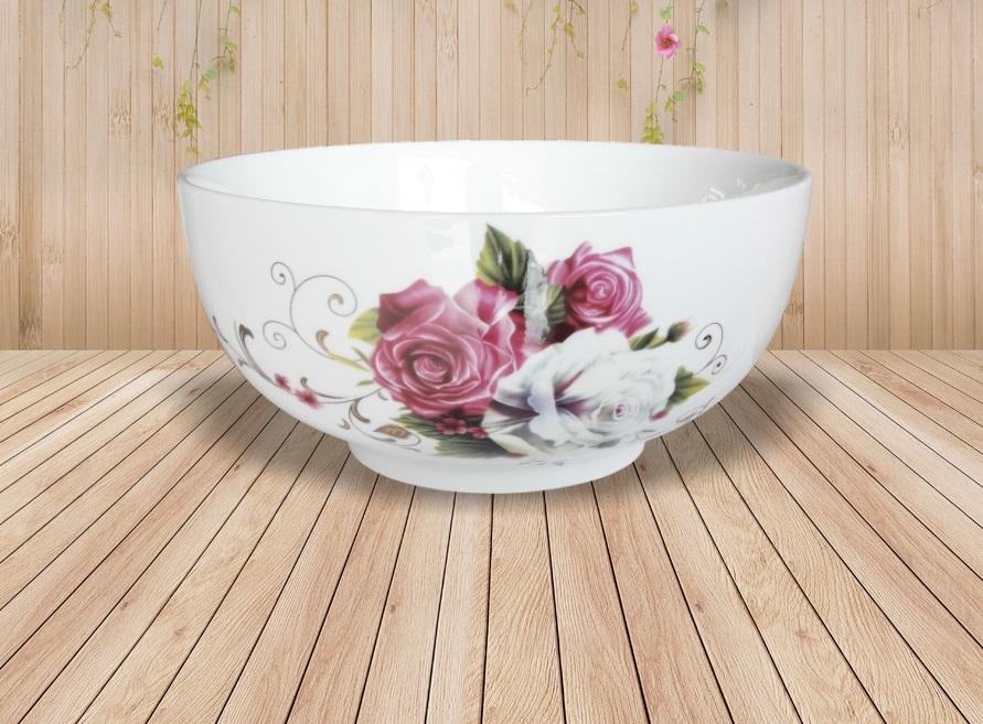tô sứ Minh Châu hoa kiểu Hàn Quốc TH07H08 2