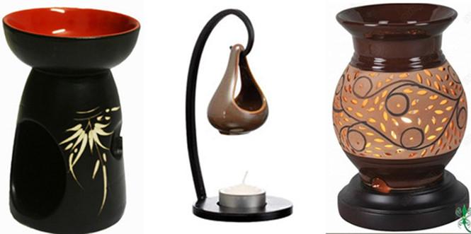 Bán đèn xông tinh dầu quận 7 - cung cấp sỉ và lẻ đèn xông tinh dầu