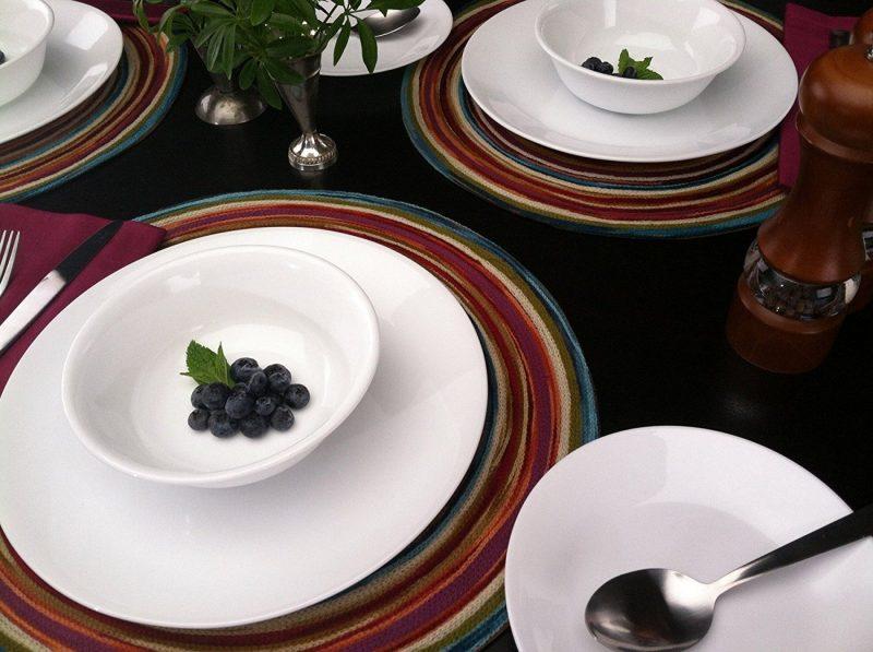 Địa chỉ cung cấp phân phối chén đĩa sứ trắng giá rẻ TP.HCM