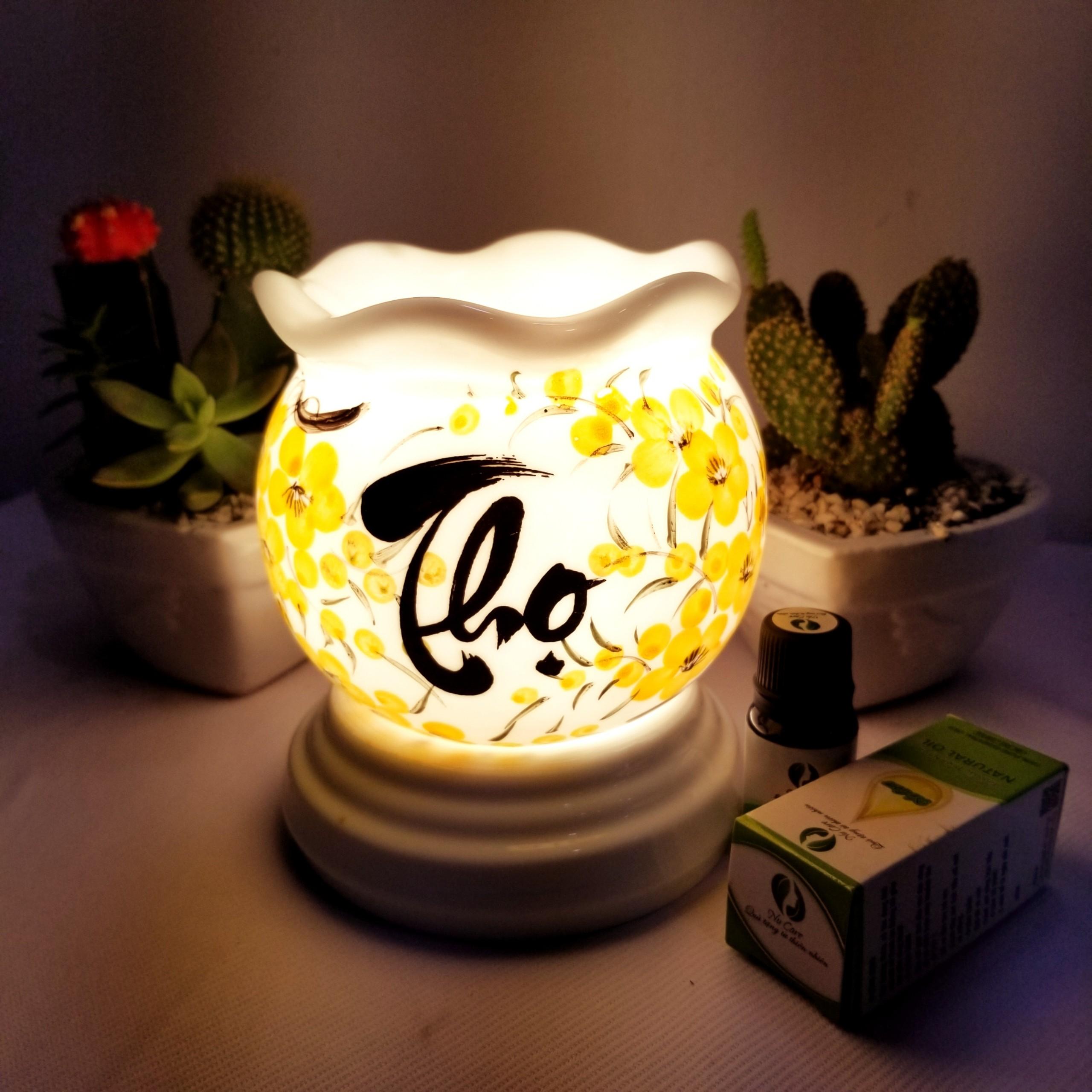 Mua đèn xông tinh dầu nhà đẹp giá rẻ / cung cấp sỉ lẻ đèn xông tinh dầu uy tín